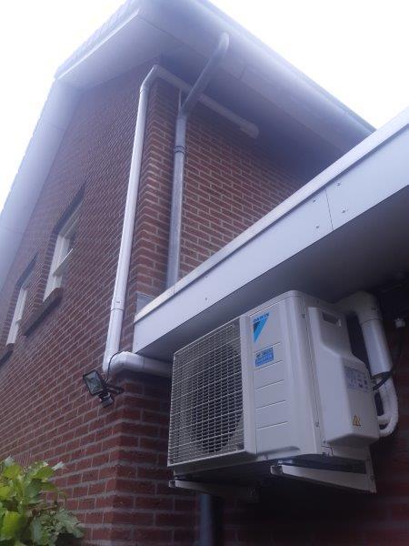 airco leidingen
